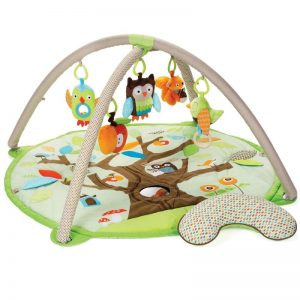 Skip Hop Aktivitetstæppe / Legetæppe Til Baby - Tree Top Friends